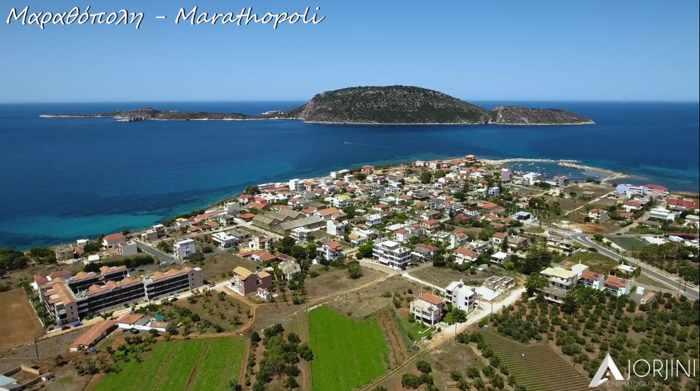 Marathopoli in Messenia