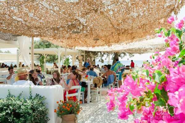 Yazoo Summer Bliss Bar on Naxos