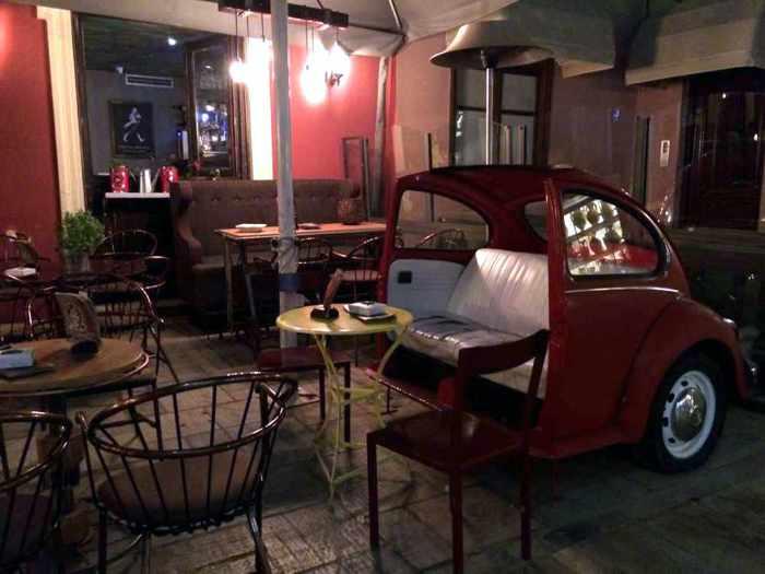 Rosso Cafe Bar in Nafplio