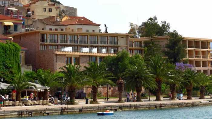 Amphitryon Hotel  in Nafplio