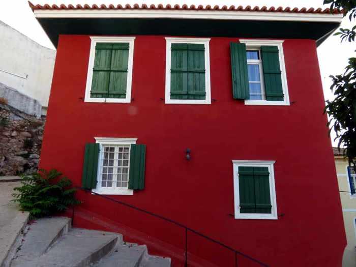 Il Palazzo Rooms & Suites in Nafplio