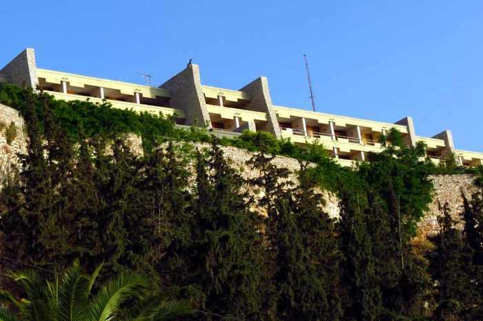 Nafplia Palace hotel in Nafplio