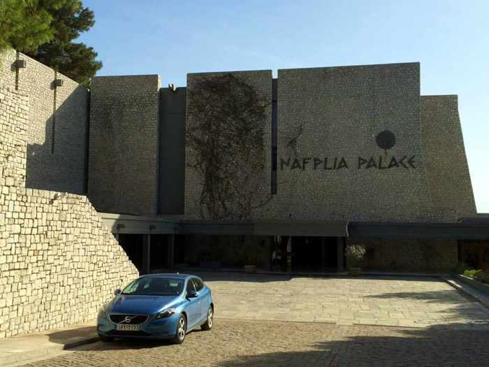Nafplia Palace hotel Nafplio