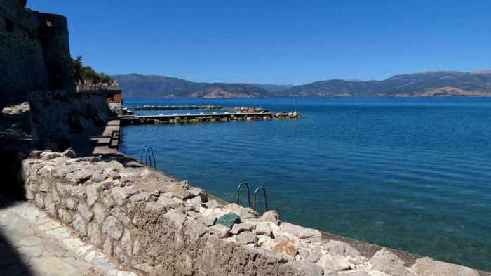 Nafplio swimming area