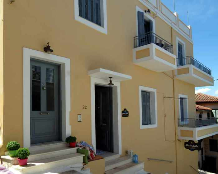 Porto Bello Boutique Hotel Nafplio