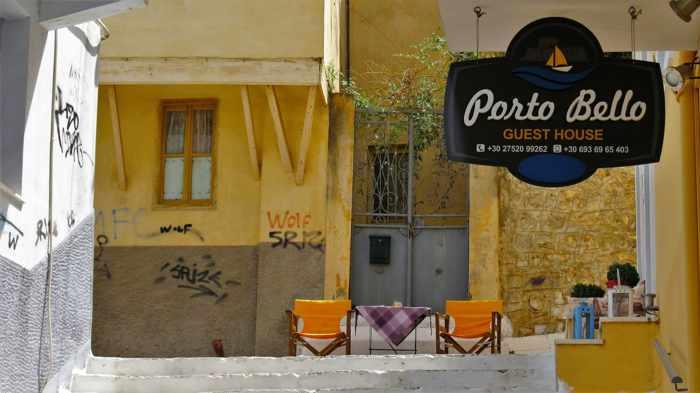 Porto Bello Guest House Nafplio