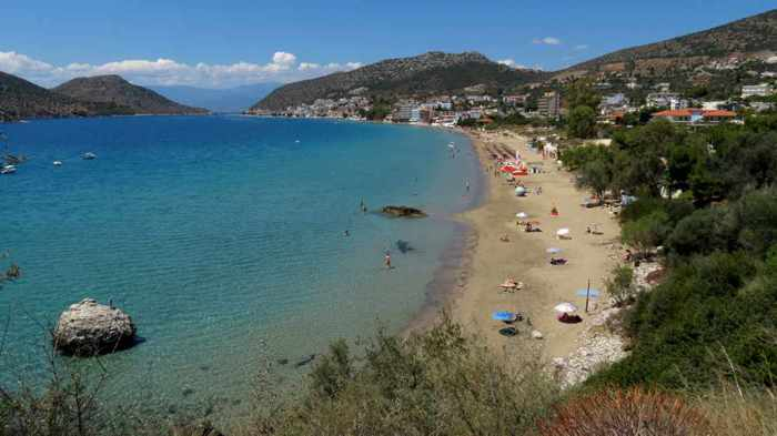 Tolo beach resort