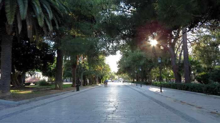 OSE Park Municipal Odeon Nafplio