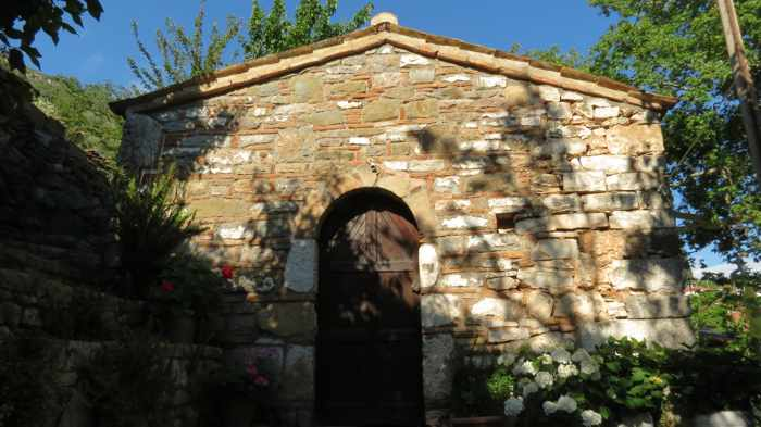 Agios Ioannis Rigana church