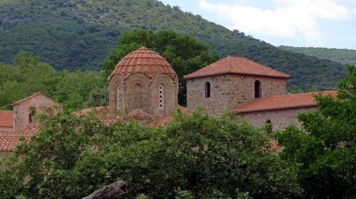 Andromonastiro monastery n