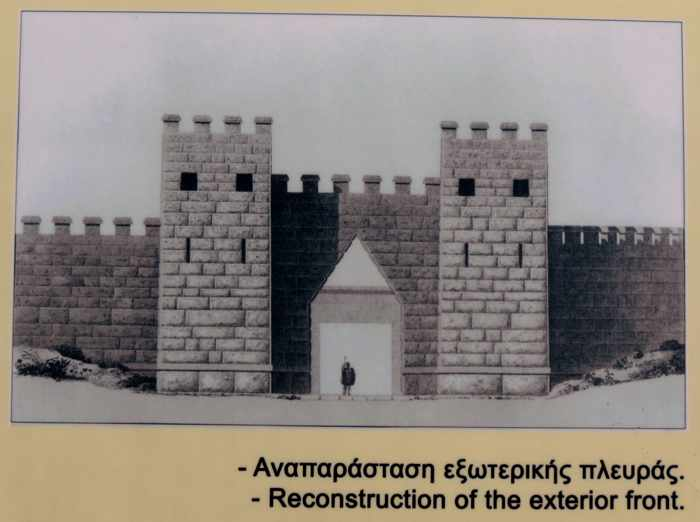 Arcadian Gate illustration