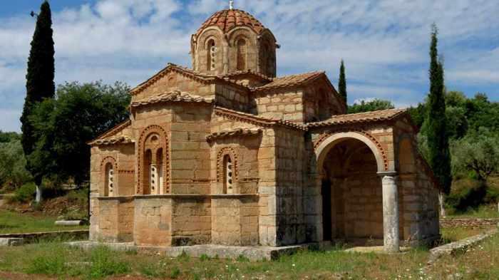 Samarina church