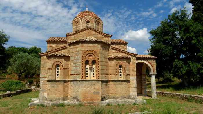 Samarina church