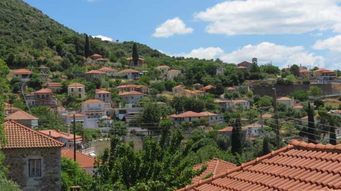 Messana Hotel balcony view