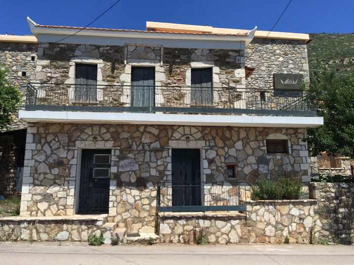 Messana Hotel in Ancient Messini