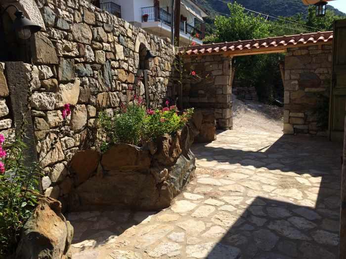 Messana Hotel in Mavromati