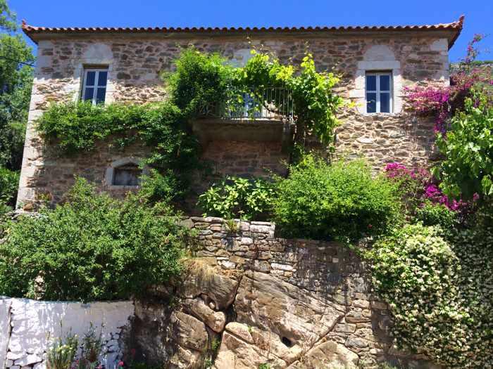 a house in Mavromati