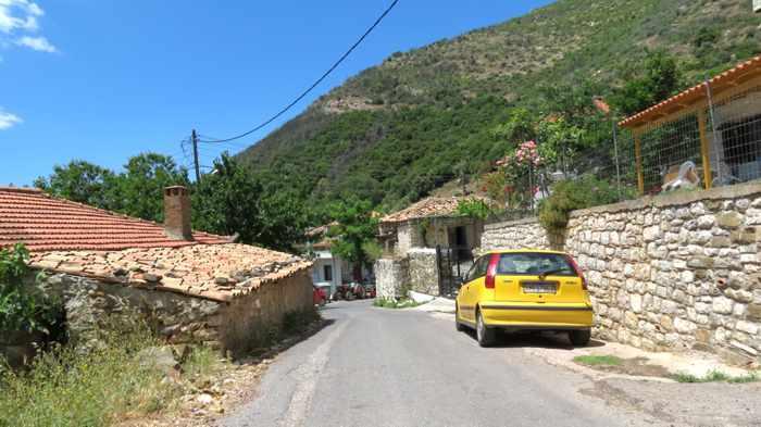 a street in Mavromati