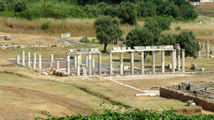 archaeological site of Ancient Messini