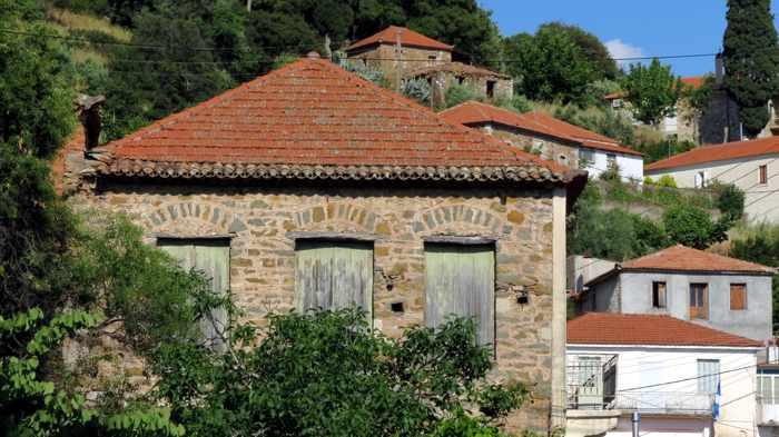 houses in Mavromati