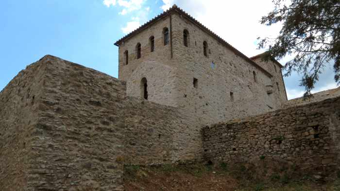 Andromonastiro monastery