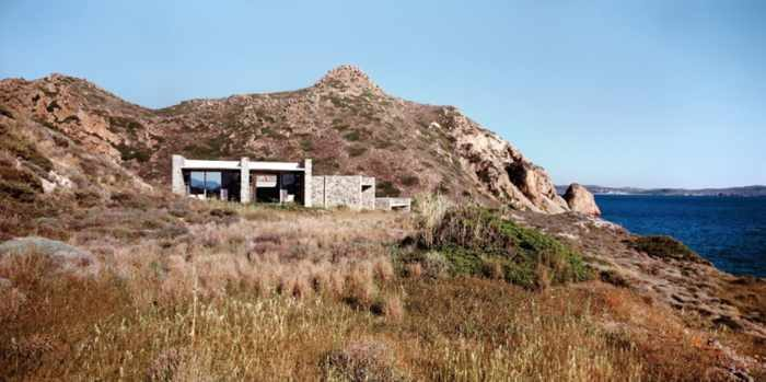 Skinopi Lodge on Milos photo by Erietta Attali
