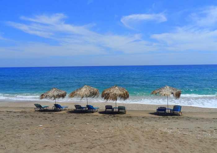 Paleochori beach Milos photo