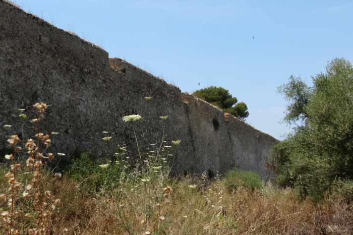Neokaastro castle at Pylos