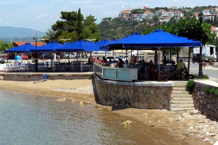 Poseidonia Restaurant Cafe Pylos