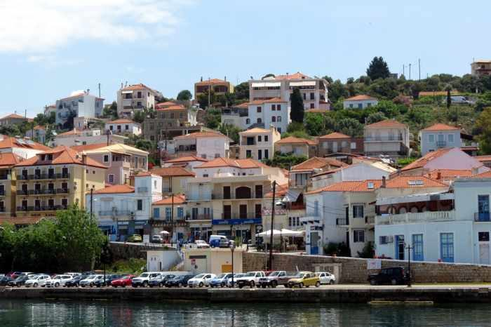 Town of Pylos