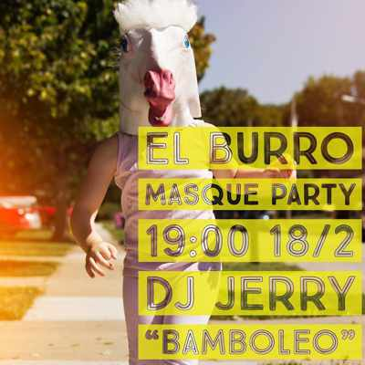El Burro Masque Party