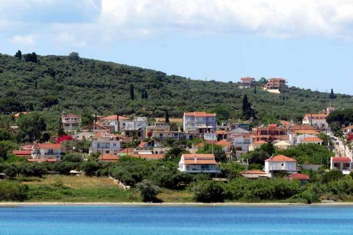 Kyllini in western Greece