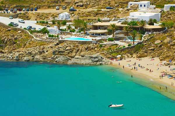 JackieO Beach Mykonos