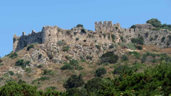 Navarino castle