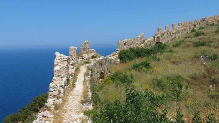 Navarino castle