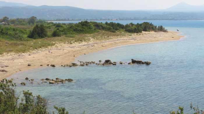 Ntivari beach
