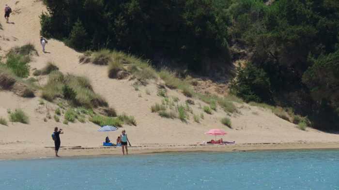 Voidokilia beach I