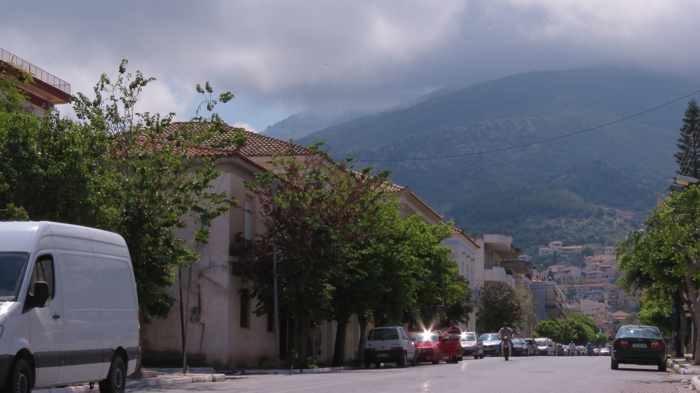 Kyparissia in the Peloponnese