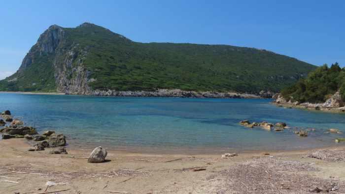 Davari beach