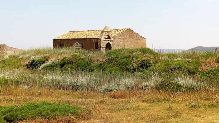 Methoni Castle