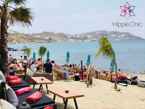 Hippie Chic hotel Mykonos