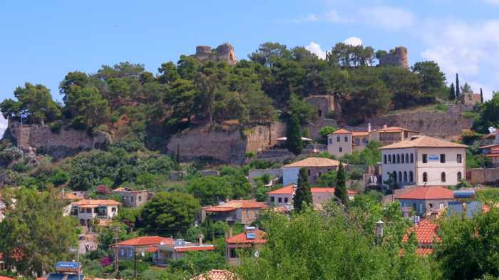 Kyparrisia Castle