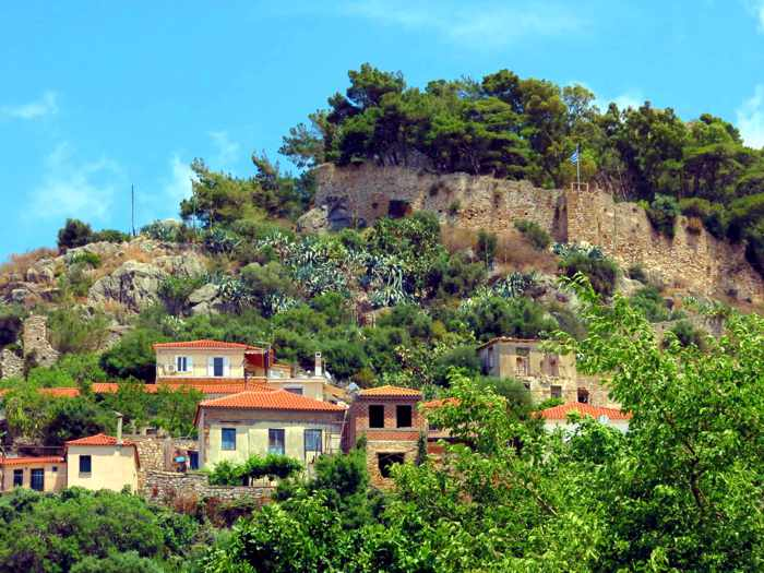 Kyparissia Castle