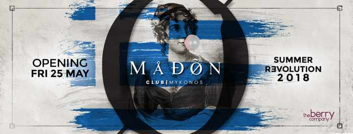 Madon Club Mykonos