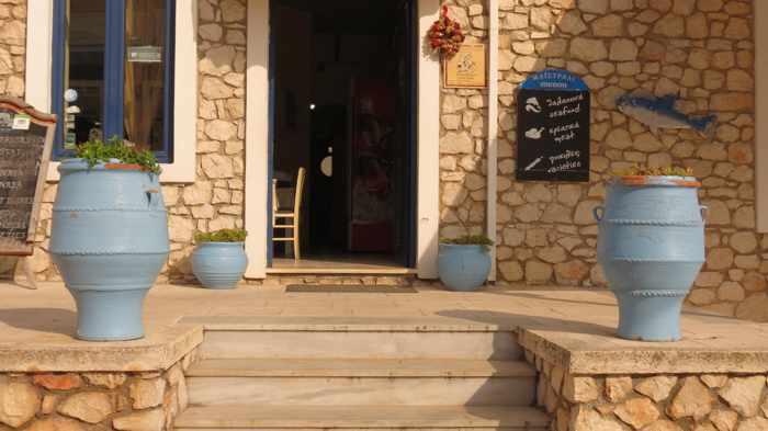 Maistrali Taverna in Marathopoli