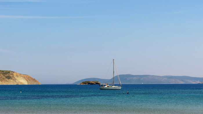 Methoni Bay