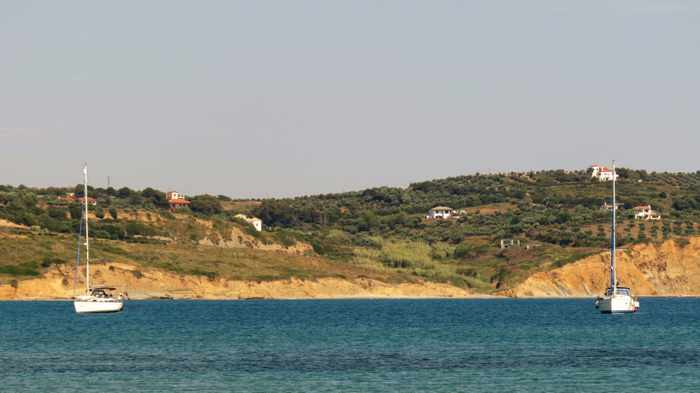 Methoni Bay