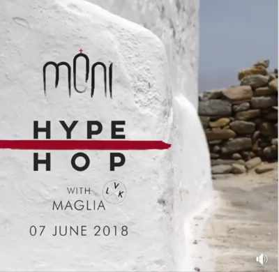 Moni club Mykonos