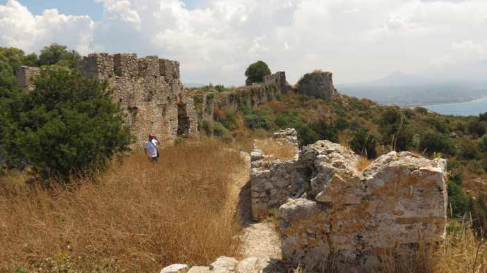 Old Navarino Castle