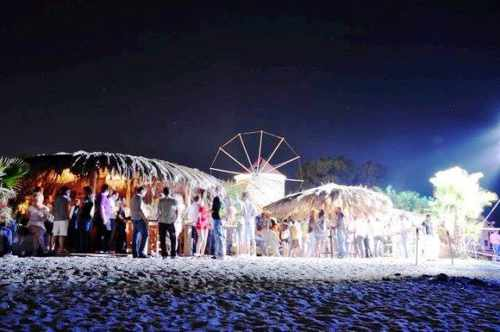 Lilith Events party on Mykonos